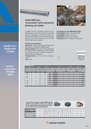Sealtite NMSF grau : Voll-Kunststoff, leichte mechanische ... - Anamet