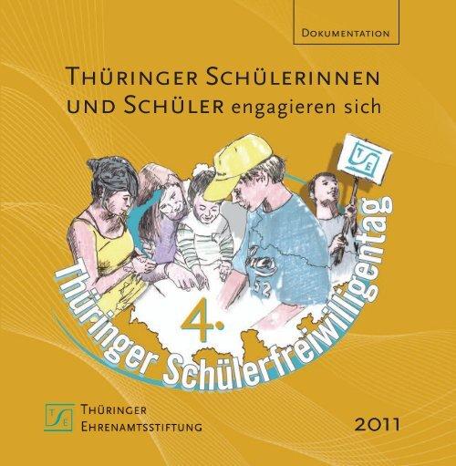 PDF (2,83 MB) - EhrenamtsAgentur der Bürgerstiftung Weimar