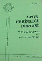 SHD_V35_NO1_2000 - Spor Bilim