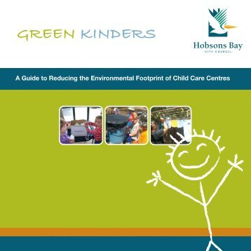 Green Kinders - Hobsons Bay