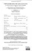 Vierteljahrshefte für Zeitgeschichte - Institut für Zeitgeschichte - Page 2