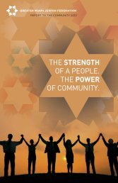 Mission Mosaic - Greater Miami Jewish Federation