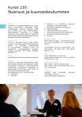 Kuurosokeiden henkilöstön koulutus Syksy 2012 - Page 6