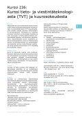 Kuurosokeiden henkilöstön koulutus Syksy 2012 - Page 7