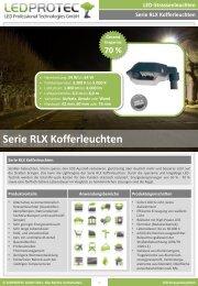 Serie RLX Kofferleuchten - LEDPROTEC GmbH