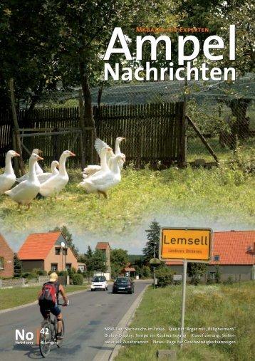 Ampel Nachrichten No.42 [ PDF-DOWNLOAD ] - RTB GmbH & Co. KG