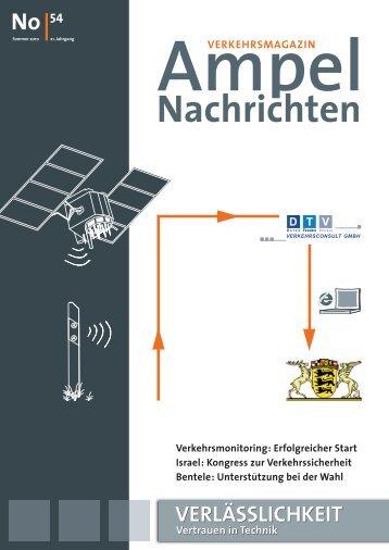 Ampel Nachrichten No. 54 [ PDF-DOWNLOAD ] - RTB GmbH & Co. KG