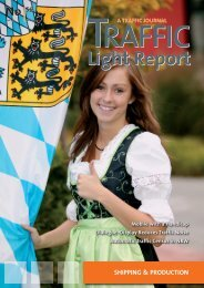 Traffic Light Report No. 59 - RTB GmbH & Co. KG