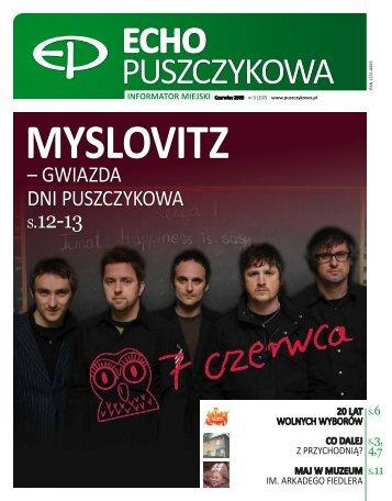 Czerwiec 2009 - Puszczykowo, Urząd Miasta