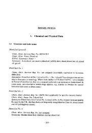 Diesel Fuels - IARC Monographs