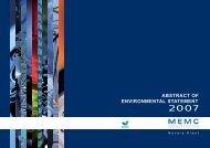 Novara Environmental Statement 2007 English MEMC-NO ...