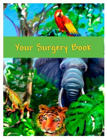 Your Surgery Book