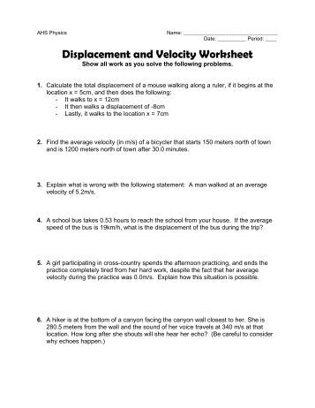 linear and angular velocity worksheet w answers. Black Bedroom Furniture Sets. Home Design Ideas