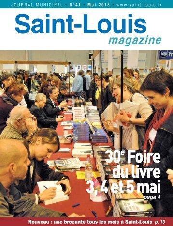 Saint-Louis magazine n° 41 en pdf