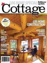 LOG HOME SPECIAL - Pioneer Log Homes Midwest