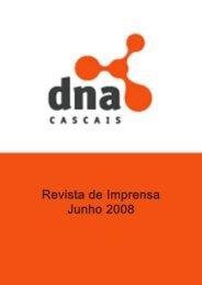 Junho - DNA Cascais