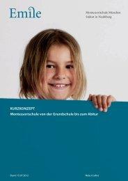 Kurzkonzept herunterladen... - Emile Montessori-Schule