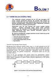 temel elektronik ders 7 - 320Volt