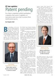 Patent pending - Creativity in the legal practice