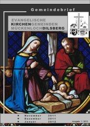 In Mückenloch - Evangelische Kirche Dilsberg