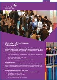 Information & Communication Technology (ICT) - AsiaWorld-Expo