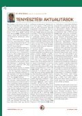 letöltés/megnyitás - Magyartarka Tenyésztők Egyesülete - Page 4