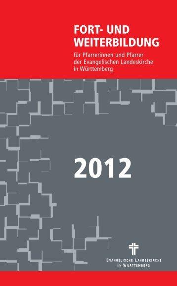 als Download - Bildungsportal der Evangelischen Landeskirche in ...