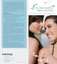 Love Your Look®? - Mentor