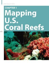 Chapter 1 Mapping US Coral Reefs - NOAA Coral Reef Information ...