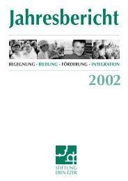 605 kb - Stiftung Eben-Ezer