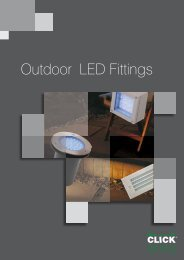 Outdoor LED Fittings