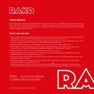 Inspirace 2012 - Rako