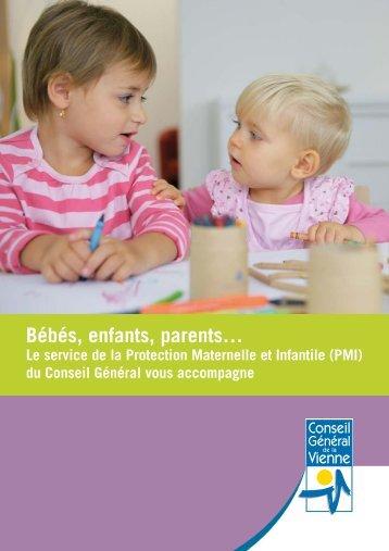 Guide du service de la Protection Maternelle et Infantile - Conseil ...