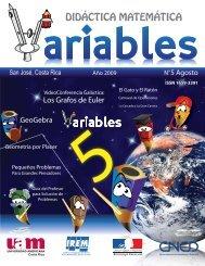 revista variables v edicion.indd - IREM de Rennes