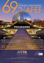 Téléchargez le programme définitif - Afef