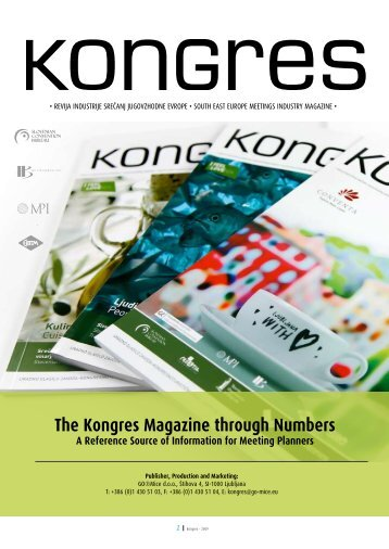 The Kongres Magazine through Numbers