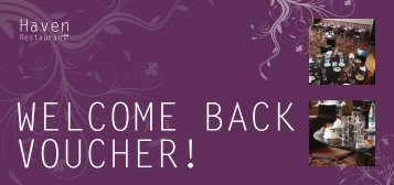 WELCOME BACK VOUCHER! - Middlesbrough College