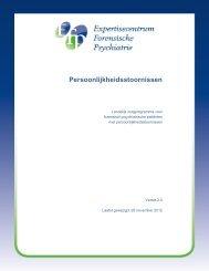Persoonlijkheidsstoornissen - EFP
