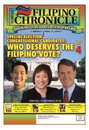 04/17/2010 - Hawaii-Filipino Chronicle
