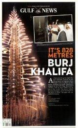 Gulf news - prisme international