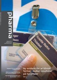Læs hele Pharma juni 2013 her (pdf) - Pharmadanmark