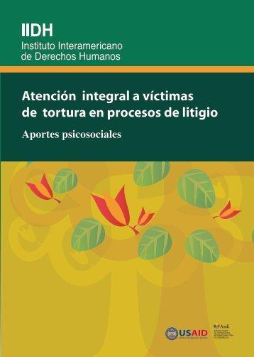 Aportes psicosociales - IIDH