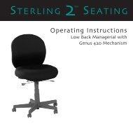 STERLING SEATING - Buybsi.com