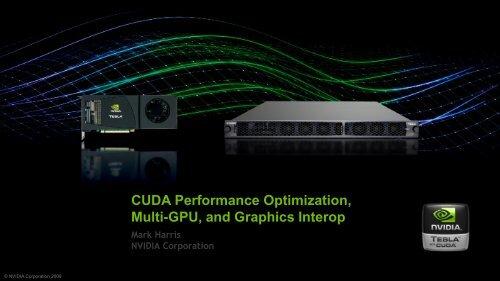 CUDA Optimization2