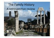 The Family History - Tour Hosts Pty Limited