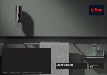 d line Sanitär Farbkatalog - Total Solution