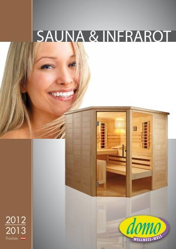 tpi sauna infrarot kabine preisliste hier woga. Black Bedroom Furniture Sets. Home Design Ideas