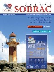 17º edição do Jornal da SOBRAC - Departamentos Científicos ...