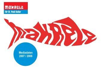 Mediadaten 2007 / 2008