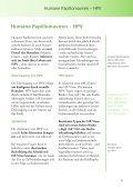 Sagen Sie es weiter - Österreichische Krebshilfe - Seite 5